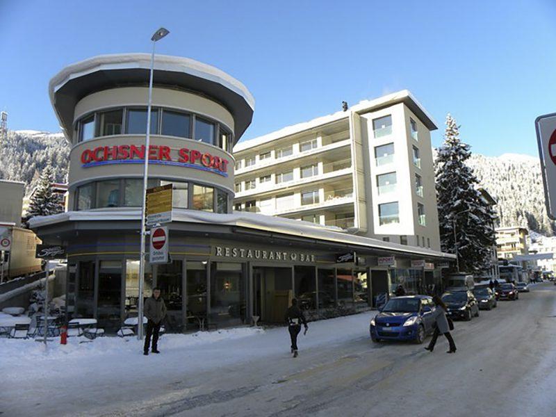Residenz Cioccolino, Davos