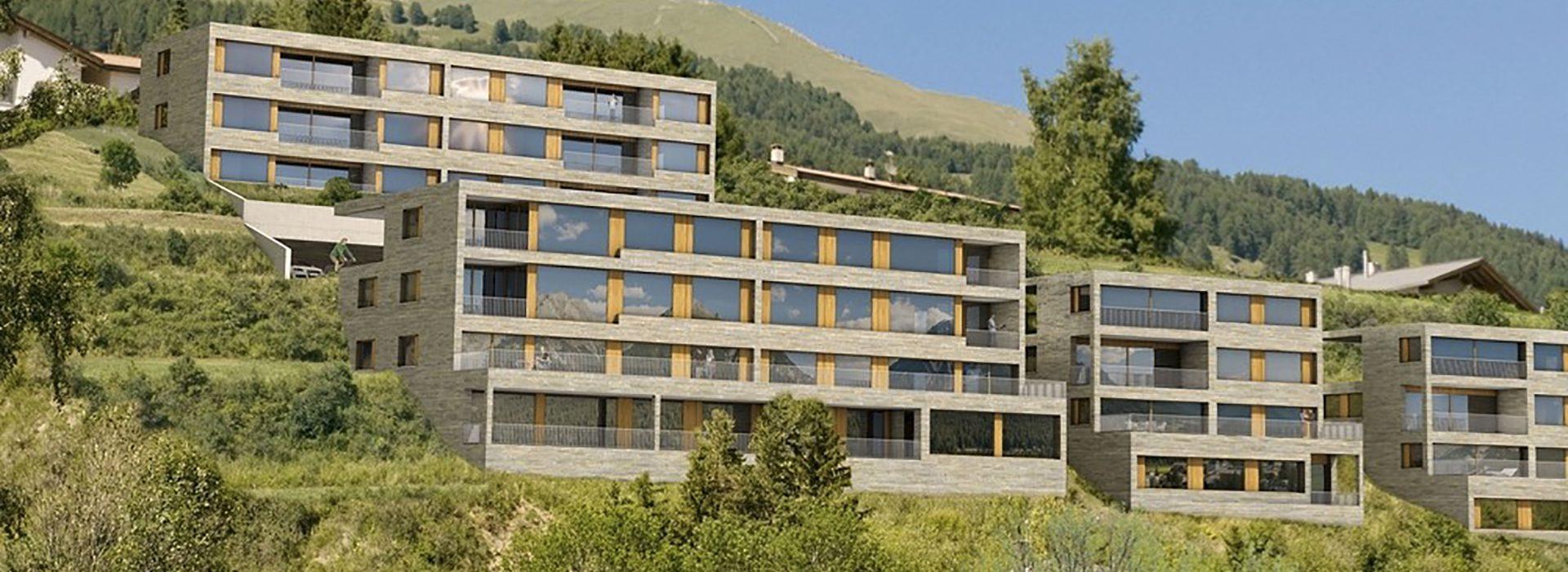 Wohnüberbauung SCHINNAS, 7550 Scuol