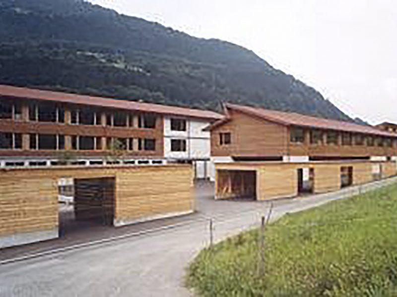 Schulanlage Jenaz