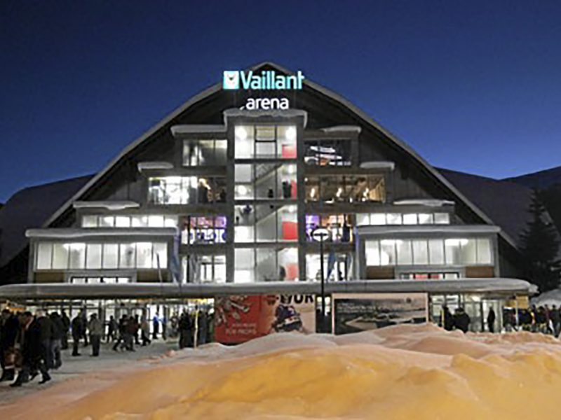 Vaillant Arena Davos