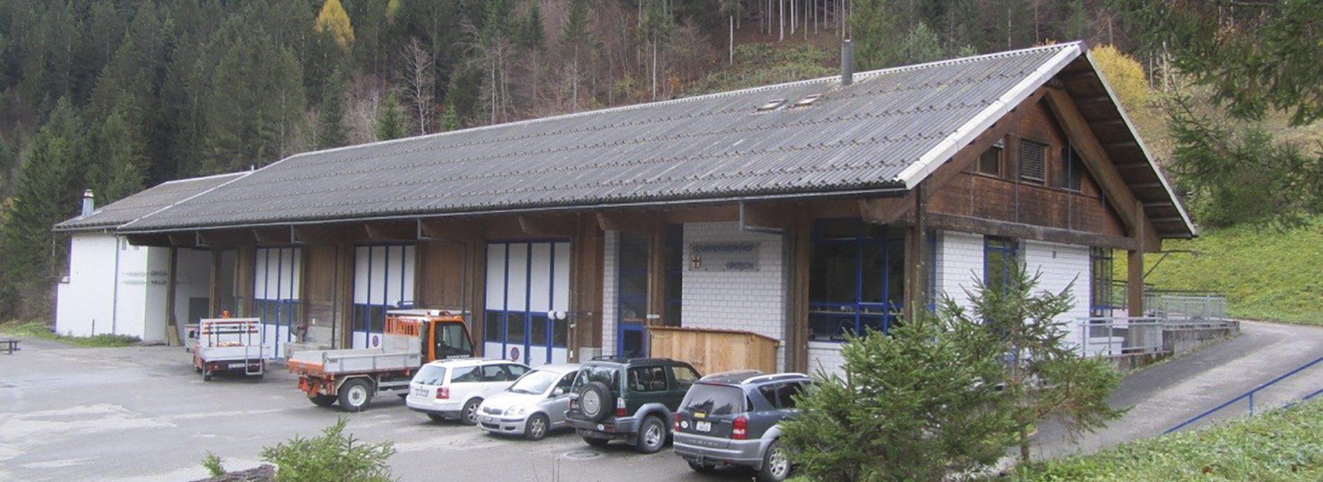 Werkhof Grüsch