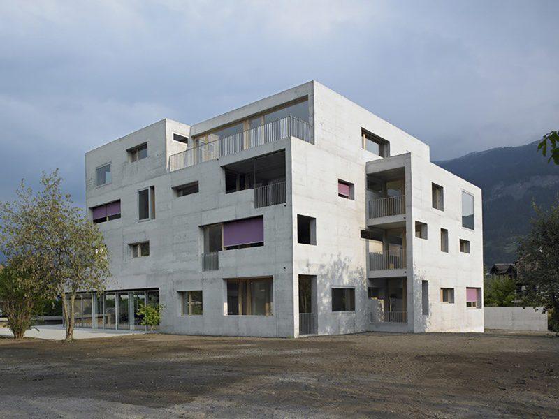Seniorenzentrum Bürgergemeinde, 7402 Bonaduz
