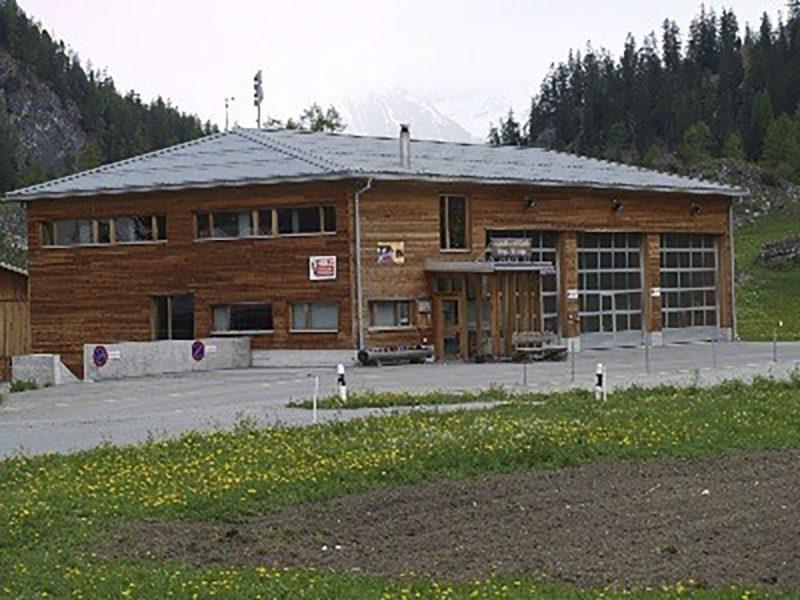Werkhof Bergün