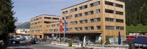 Wohn- und Geschäftshaus in Davos-Platz MAINSTATION